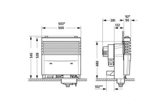 TRUMA S-3004-P